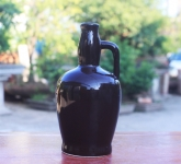 Chai rượu sứ dáng Chivas Gốm sứ Hải Long