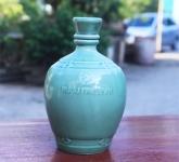 Nậm rượu sứ dáng bầu gốm sứ Hải Long Bát Tràng
