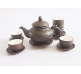 Ấm trà gốm đất nung nghệ thuật trà đạo