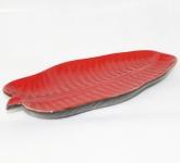 Đĩa lá chuối để Sallat, cá nướng