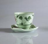 Cốc sứ uống trà phong cách Nhật Gốm sứ Hải Long