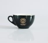 Tách cafe gốm Bát Tràng Cappucinno hoa văn Vàng Kim cao cấp